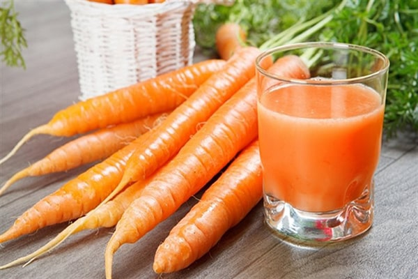 Cà rốt 1